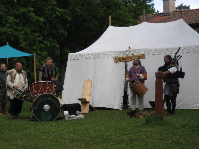 Medieval fair in Wadköping