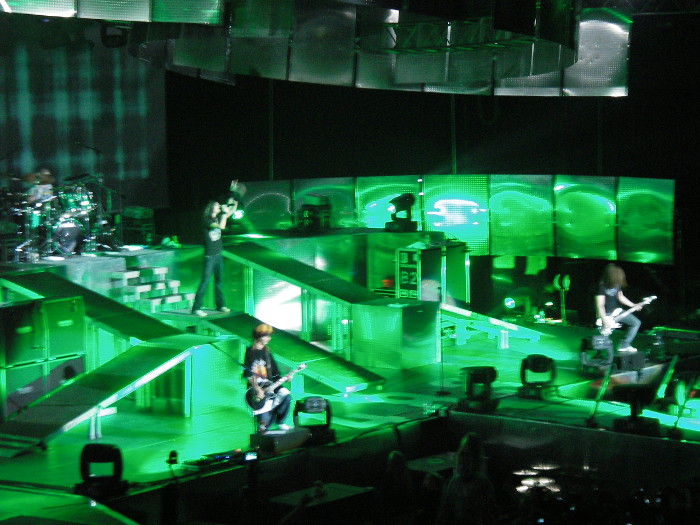 Tokio Hotel in Hannover 2007