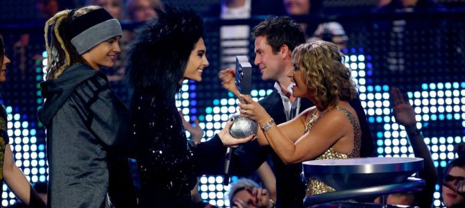 MTV Europe Music Awards 2008