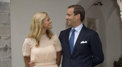 Princess Madeleine and Jonas Bergström