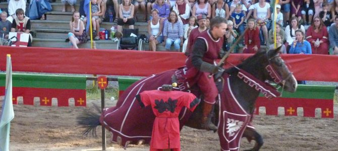 Hova Medieval Week