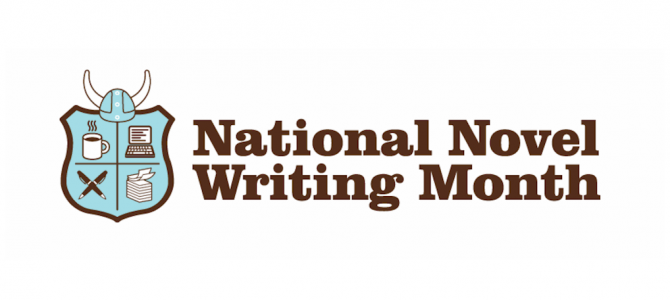 Excited about NaNoWriMo!