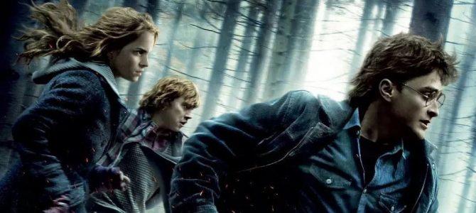 Harry Potter och dödsrelikerna del 1