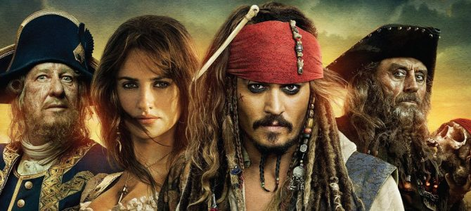 På nya äventyr med Jack Sparrow
